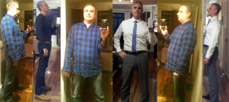 Fitness plan for weight Loss before and After results pictures The Fit Apprentice Plan