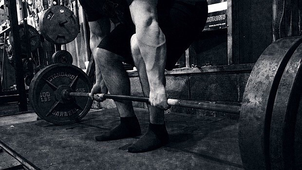 best deadlift shoes are going barefoot